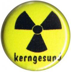 """Zum 25mm Magnet-Button """"kerngesund"""" für 2,00 € gehen."""