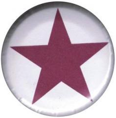 """Zum 25mm Magnet-Button """"Lila Stern"""" für 1,95 € gehen."""