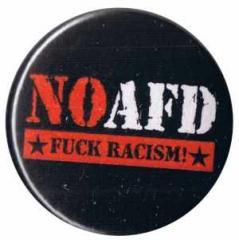 """Zum 25mm Magnet-Button """"NO AFD"""" für 2,00 € gehen."""