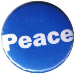 "Zum 25mm Magnet-Button ""Peace Schriftzug"" für 2,00 € gehen."