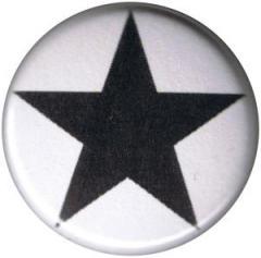 """Zum 25mm Magnet-Button """"Schwarzer Stern"""" für 2,00 € gehen."""