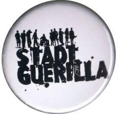 """Zum 25mm Magnet-Button """"Stadtguerilla"""" für 1,95 € gehen."""