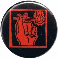 """Zum 25mm Magnet-Button """"Streichholz"""" für 2,00 € gehen."""