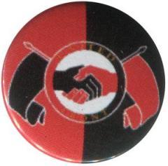 """Zum 25mm Magnet-Button """"United Front"""" für 2,00 € gehen."""