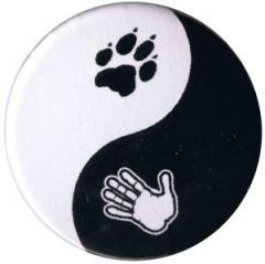 """Zum 25mm Magnet-Button """"Yin Yang"""" für 1,95 € gehen."""