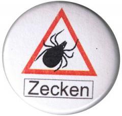 """Zum 25mm Magnet-Button """"Zecken"""" für 2,00 € gehen."""