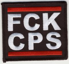 """Zum Aufnäher """"FCK CPS"""" für 3,00 € gehen."""