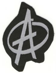 """Zum Aufnäher """"Anarchy - Aufnäher"""" für 3,00 € gehen."""