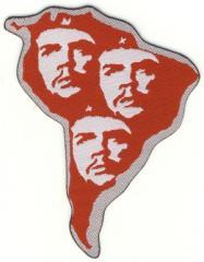 """Zum Aufnäher """"Che Guevara - Südamerika"""" für 3,00 € gehen."""