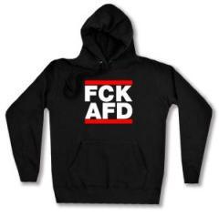 """Zum Woman Kapuzen-Pullover """"FCK AFD"""" für 27,00 € gehen."""