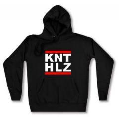 """Zum taillierter Kapuzen-Pullover """"KNTHLZ"""" für 28,00 € gehen."""