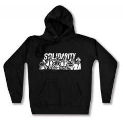 """Zum Woman Kapuzen-Pullover """"Solidarity"""" für 27,00 € gehen."""