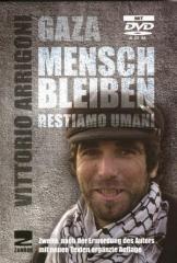 """Zum Buch """"Gaza - Mensch bleiben"""" von Vittorio Arrigoni für 12,00 € gehen."""