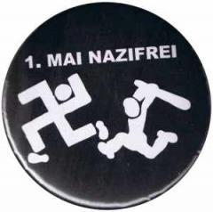 """Zum 37mm Button """"1. Mai Nazifrei"""" für 0,97 € gehen."""