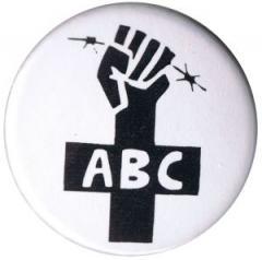 """Zum 37mm Button """"ABC-Zeichen"""" für 1,00 € gehen."""