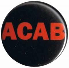 """Zum 37mm Button """"ACAB"""" für 1,00 € gehen."""