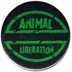 """Zum 37mm Button """"Animal Liberation"""" für 1,00 € gehen."""