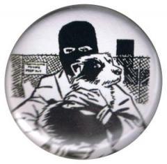 """Zum 37mm Button """"Animal Liberation (Hund)"""" für 1,00 € gehen."""