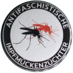 """Zum 37mm Button """"Antifaschistische Impfmückenzüchter"""" für 1,00 € gehen."""