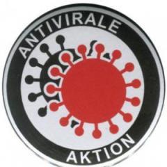 """Zum 37mm Button """"Antivirale Aktion"""" für 1,00 € gehen."""