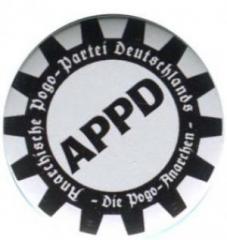 """Zum 37mm Button """"APPD - Zahnkranz"""" für 1,00 € gehen."""