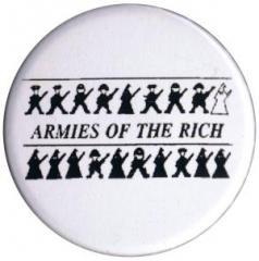 """Zum 37mm Button """"Armies of the rich"""" für 1,00 € gehen."""