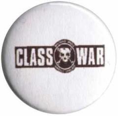 """Zum 37mm Button """"Class war"""" für 1,00 € gehen."""