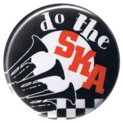 """Zum 37mm Button """"do the SKA"""" für 0,97 € gehen."""