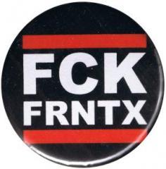 """Zum 37mm Button """"FCK FRNTX"""" für 0,97 € gehen."""
