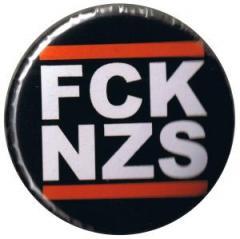 """Zum 37mm Button """"FCK NZS"""" für 1,00 € gehen."""