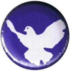 """Zum 37mm Button """"Friedenstaube"""" für 1,00 € gehen."""