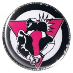 """Zum 37mm Button """"Gay Edge Liberation"""" für 1,00 € gehen."""