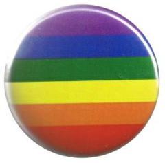 """Zum 37mm Button """"Gay Flag"""" für 1,00 € gehen."""