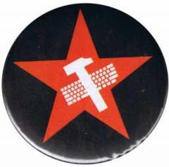 """Zum 37mm Button """"Hammer und Tastatur Stern"""" für 1,00 € gehen."""