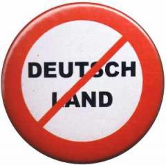 """Zum 37mm Button """"Kein Deutschland"""" für 1,00 € gehen."""