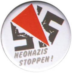"""Zum 37mm Button """"Neonazis stoppen!"""" für 1,00 € gehen."""