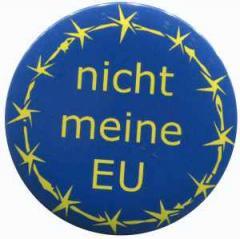 """Zum 37mm Button """"nicht meine EU"""" für 1,00 € gehen."""