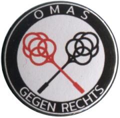 """Zum 37mm Button """"Omas gegen Rechts (Teppichklopfer)"""" für 1,00 € gehen."""