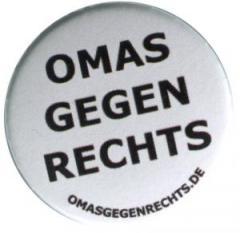 """Zum 37mm Button """"Omas gegen Rechts"""" für 1,00 € gehen."""