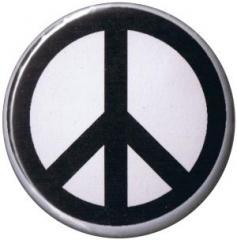 """Zum 37mm Button """"Peacezeichen"""" für 0,97 € gehen."""
