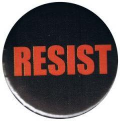 """Zum 37mm Button """"RESIST"""" für 1,00 € gehen."""