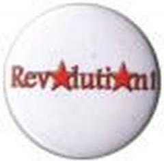"""Zum 37mm Button """"Revolution!"""" für 1,00 € gehen."""