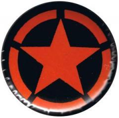 """Zum 37mm Button """"Roter Stern im Kreis (red star)"""" für 1,00 € gehen."""