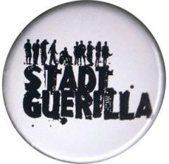 """Zum 37mm Button """"Stadtguerilla"""" für 1,00 € gehen."""