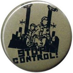 """Zum 37mm Button """"Stop Control"""" für 1,00 € gehen."""