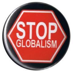 """Zum 37mm Button """"Stop Globalism"""" für 1,00 € gehen."""