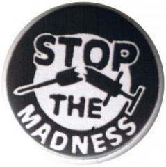 """Zum 37mm Button """"Stop the Madness"""" für 1,00 € gehen."""