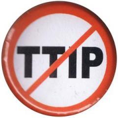 """Zum 37mm Button """"Stop TTIP"""" für 1,00 € gehen."""