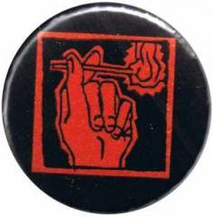 """Zum 37mm Button """"Streichholz"""" für 1,00 € gehen."""