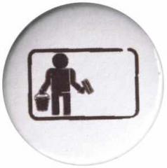 """Zum 37mm Button """"Wild plakatieren"""" für 1,00 € gehen."""